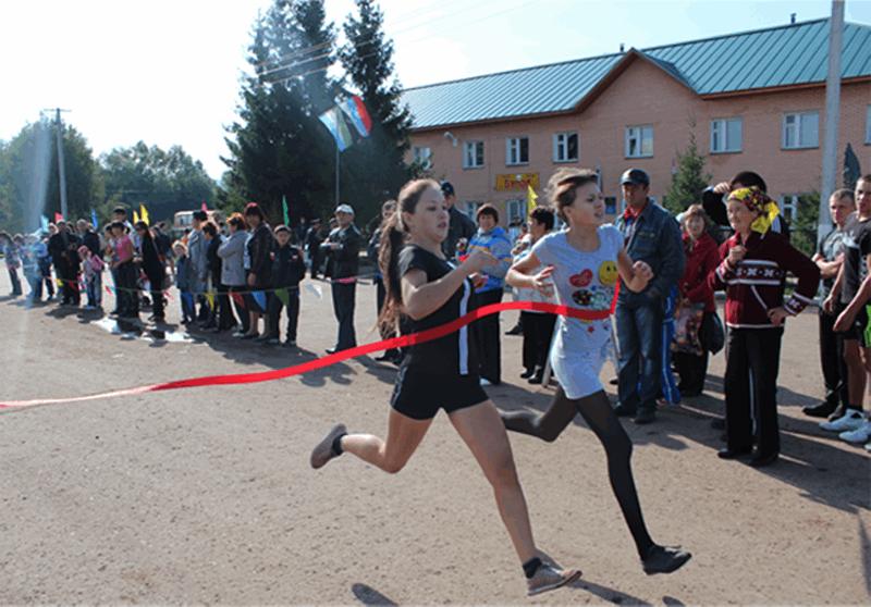 АЛЬШЕЕВСКИЙ РАЙОН. Развитие физической культуры и спорта