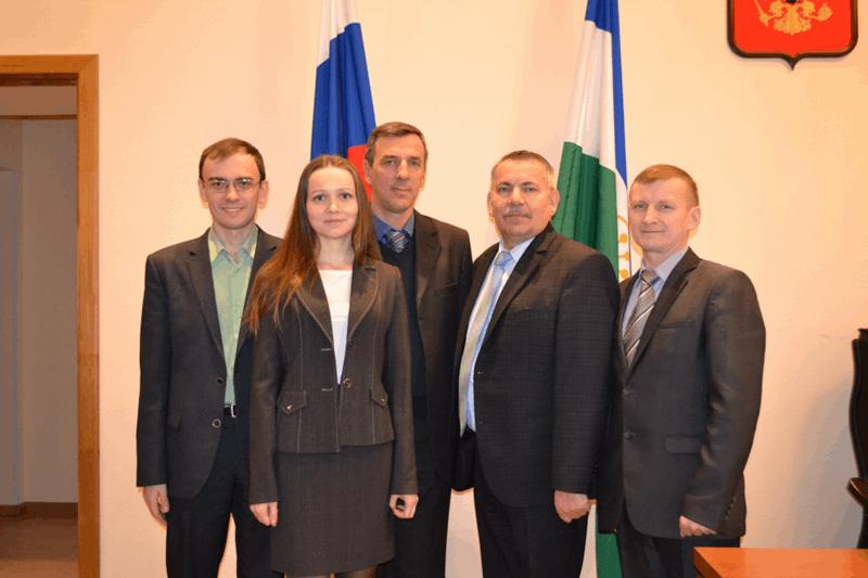 Делегация Министерства юстиции Республики Татарстан с рабочим визитом посещает нашу республику