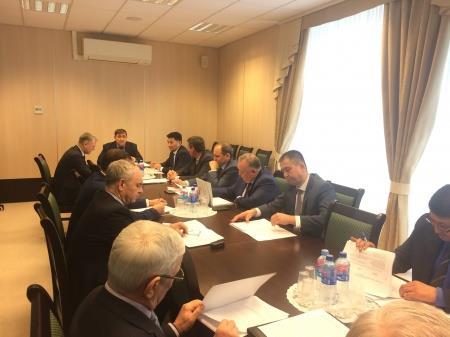 27 декабря в г. Уфе состоялось очередное заседание Правления Ассоциации «Совет муниципальных образований Республики Башкортостан»