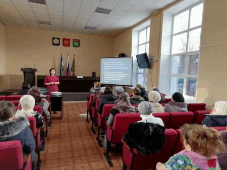 В Давлекановском районе прошёл семинар опекунов и приёмных родителей