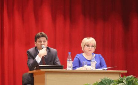 Состоялся сход граждан в Рухтино и Кадырово Дуванского района