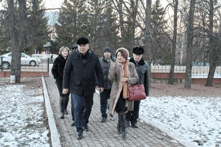 В Архангельском районе состоялся выездной межведомственный (расширенный) прием граждан