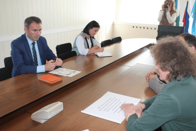 На предпринимательском часе в городе Агидель рассмотрели два инвестиционных проекта